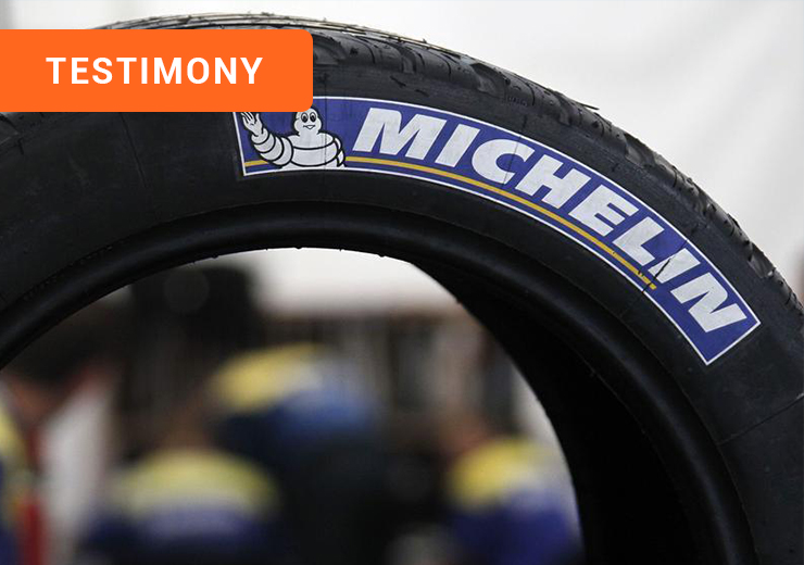 Testimony Michelin Rubberway