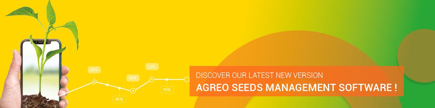Discover our latest new version agreo seeds management software