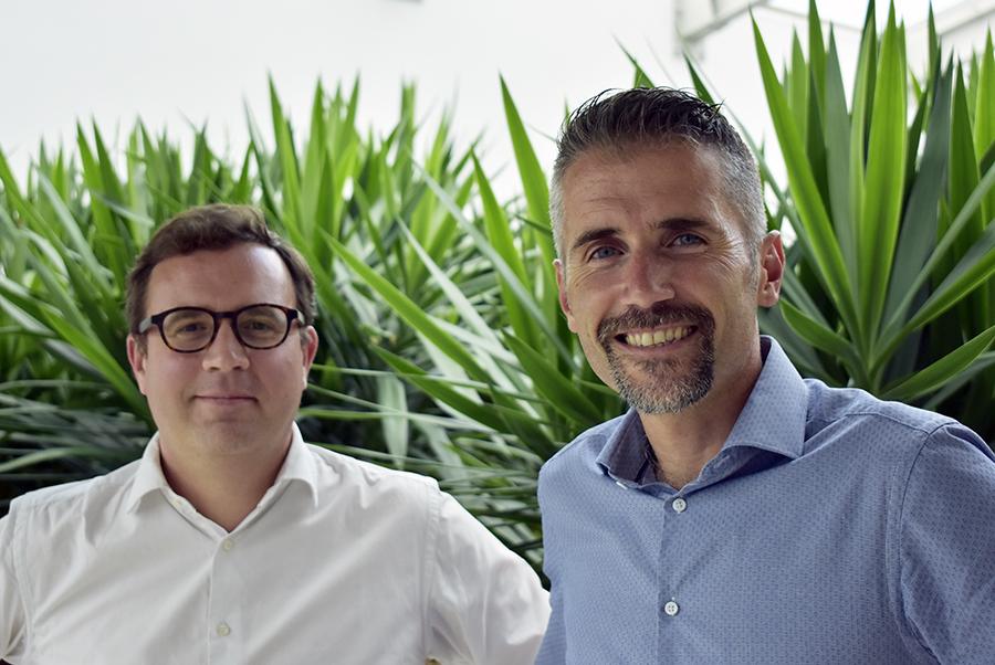 Didier ROBERT - Directeur Général SMAG, Stépane MARCEL - Président SMAG