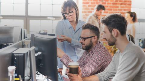 gestion deploiement de projet software deployment